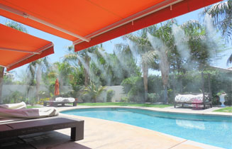 Patio Misters, Misters, Mister Systems, Outdoor Fans, Misting Fans, Mister  System